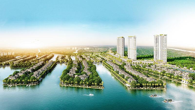 Chung cư Sky Oasis KĐT Ecopark