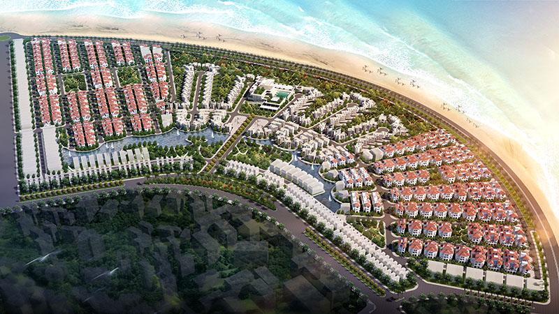 Sun Grand City Feria Hạ Long -Biệt thự biển sở hữu lâu dài