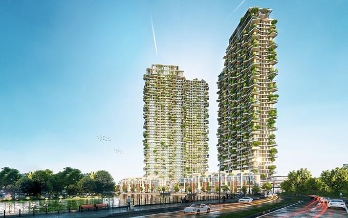 Ecopark 'bắt tay' với tập đoàn thiết kế nổi tiếng Dubai