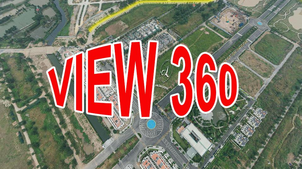 View 360 dự án An Lạc Green Symphony Vân Canh