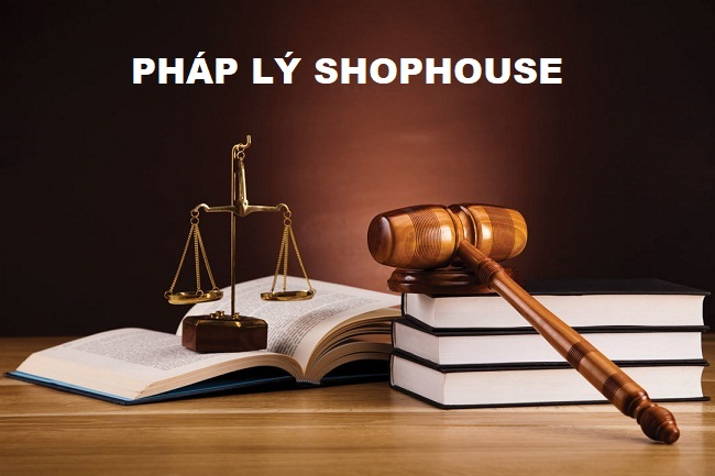 pháp lý shophouse