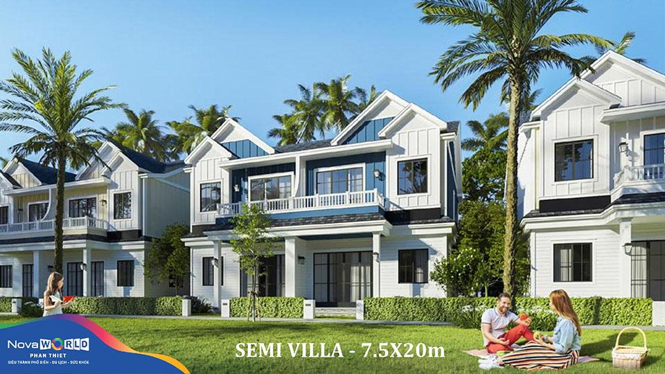 semi villas novaworld phan thiết