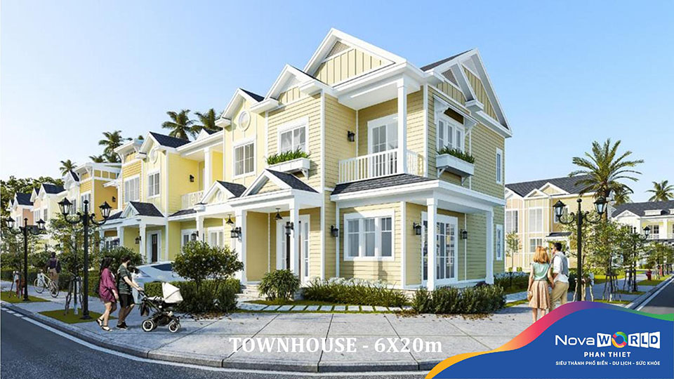 townhouse novaworld phan thiết