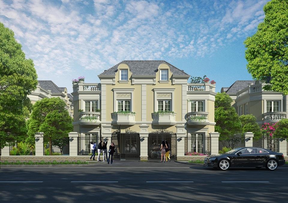 Shop Villas An Lạc Green Symphony – Mở bán 2021