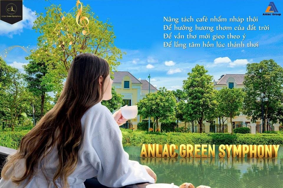 Đón sóng đầu tư Shophouse River dự án An Lạc Green Symphony