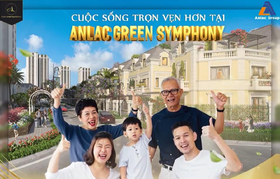 Cuộc sống trọn ven hơn tại An Lạc Green Symphony