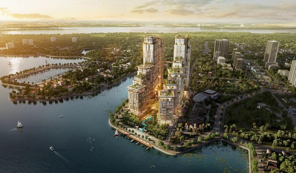 Sun Grand City Tây Hồ Residence 58 Quảng An