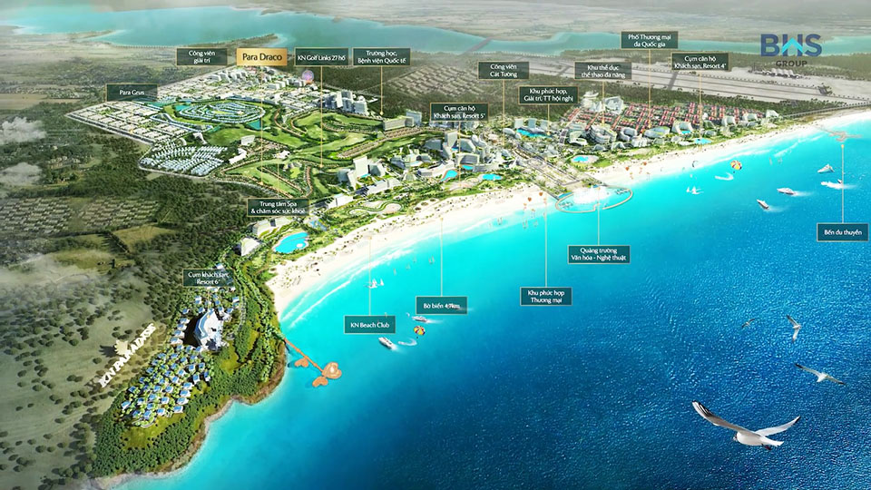 KN Paradise Cam Ranh Khánh Hòa