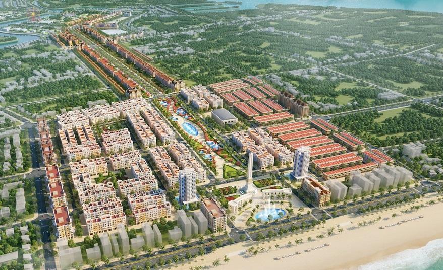 Thanh Hóa giao hơn 7,7 ha đất cho Sun Group làm khu đô thị nghỉ dưỡng