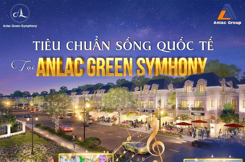 Tiêu chuẩn sống quốc tế tại An Lạc Green Symphony
